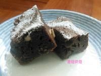 [港妞烘焙] 布朗尼蛋糕 Brownie