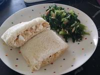 鮪魚沙拉土司盒