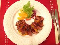 法式橙汁鴨胸『家樂福廚神大賽』