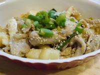 味噌炒豬肉