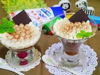 義式免烤巧克力布丁✿鷹牌煉奶