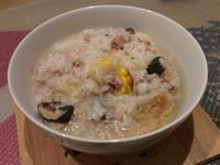 芋頭鹹稀飯(電鍋版)