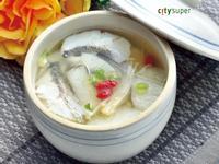 【冬美顏養成美饌】冬瓜鮮魚養顏湯