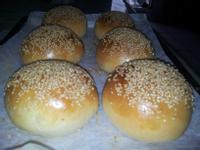 漢堡堡麵包
