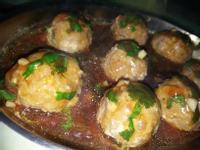 清蒸豆腐肉丸子