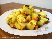 奶油蘑菇炒馬鈴薯