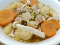 馬鈴薯燉肉【電鍋料理】
