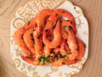 蒜香奶油蝦