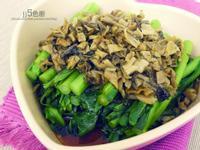 梅菜蒸芥蘭(多吃素)