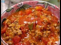 鮮茄牛肉飯@馮太廚房