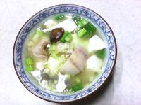 旗魚味噌湯