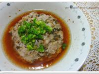 電鍋料理-脆瓜蒸肉