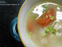 蘿蔔鯪魚湯