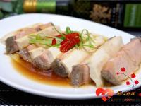 低脂鮭魚蒸豆腐