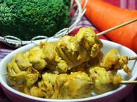 寵物鮮食食譜>薑黃優格烤雞,狗貓鮮食