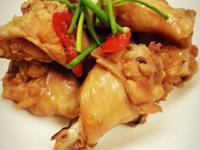 蔥燒雞腿翅