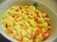 玉米蛋沙拉