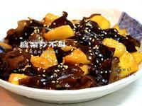 瑪莉廚房:鳳梨炒木耳