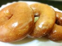 糖霜甜甜圈(免揉麵團)