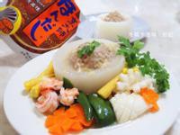 白蘿蔔鑲肉燴三鮮【烹大師時食饗宴】