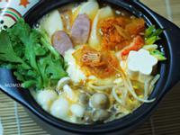 韓式部隊火鍋~小七食堂回家煮