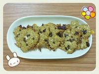 三低蜂蜜燕麥莓果巧克力餅乾