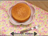 海綿蛋糕(全蛋法)
