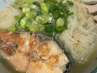 烏魚米粉湯~古早味