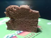 巧克力戚風蛋糕【電鍋版】