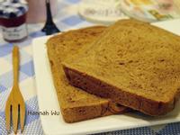 巧克力吐司 [ 麵包機版 ]