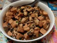 【DUDU】蚵仔豆腐