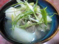 大頭菜清燉牛肉