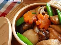 筑前煮 (日式年菜第十款)