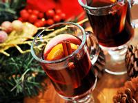 香料熱紅酒~杯子裡的耶誕節