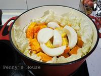 原汁原味蔬菜疊煮