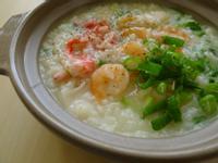 [留學生簡易台灣味]台式海鮮粥