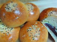 奶酥地瓜甜麵包--8粒
