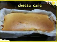 [氣炸鍋料理]重乳酪蛋糕