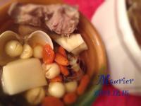 季節湯品-冬筍蓮子湯[電鍋]