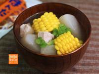 Mimi♥玉米蘿蔔湯【烹大師時食饗宴】