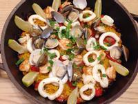 西班牙海鮮飯-寶迪鍋版。by克莉絲塔