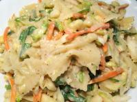 田園蔬菜義大利麵沙拉 (奶蛋素)