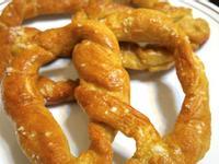 Soft Pretzel 蝴蝶圈餅