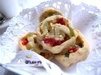 糖漬水果餅乾-奧地利美食