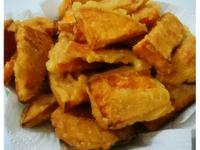 炸地瓜薯條