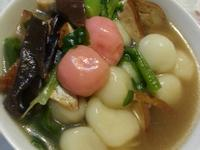 鹹湯圓(素食)