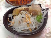 鹹豬肉佐蘿蔔絲(烹大師時食饗宴)
