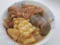 苦瓜燉蔭瓜雞湯(電鍋版)