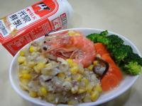 白醬海鮮義大利麵(光泉鮮乳)