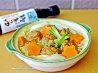 大白菜燒肉丸子【淬釀節氣食譜】